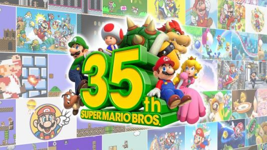 Nintendo Announces 'Super Mario 3D All Stars' In New Nintendo Direct, And It's Releasing This Month