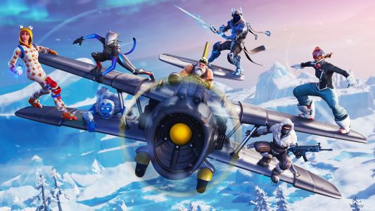 Fortnite Update 2.16 Live Now, Resolves Some Minor Issues
