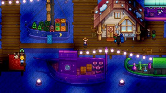 Stardew Valley creator's new game is on the back-burner