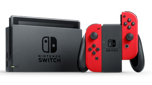 Nintendo Switch Sold 830,000 Units in the US Over Thanksgiving Week