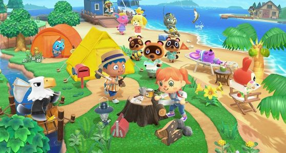 Nintendo continues its new year's dominance of the UK Charts