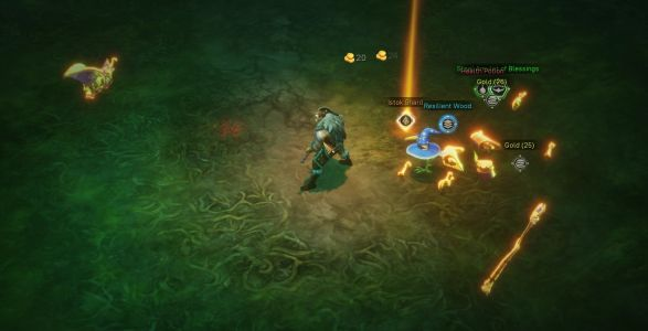 Pagan Online borrows from the greats, but doesn't quite make a case for itself