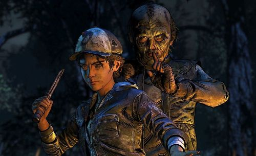 The Walking Dead: The Telltale Definitive Series range includes a $350 collector's edition