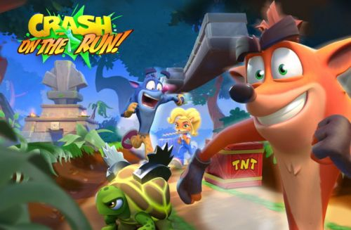 Crash Bandicoot: On the Run! Arrives a Day Early on Android