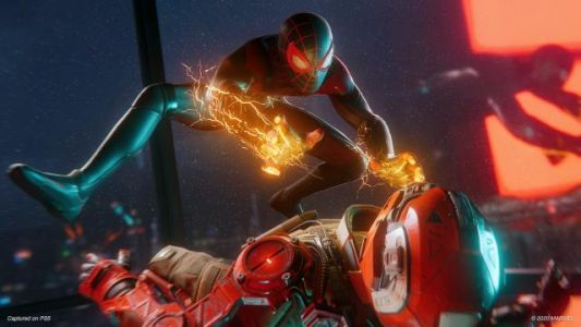 Horizon Forbidden West, Marvel�s Spider-Man: Miles Morales and Sackboy A Big Adventure Adds PS4 Versions