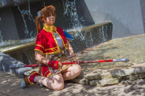 Cosplay Wednesday - The Legend of Heroes: Trails in the Sky's Estelle Bright