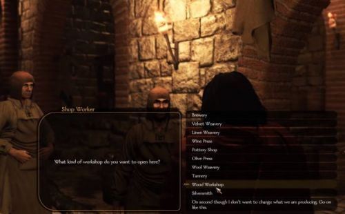 Mount and Blade 2: Bannerlord - How to improve your Smithing skill, set up a Workshop and find Charcoal