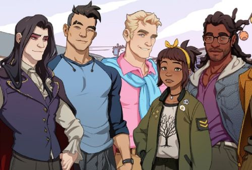 Dream Daddy: Dadrector's Cut coming to mobile and Nintendo Switch