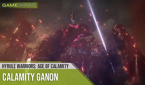 Hyrule Warriors: Age of Calamity - How to Unlock Calamity Ganon