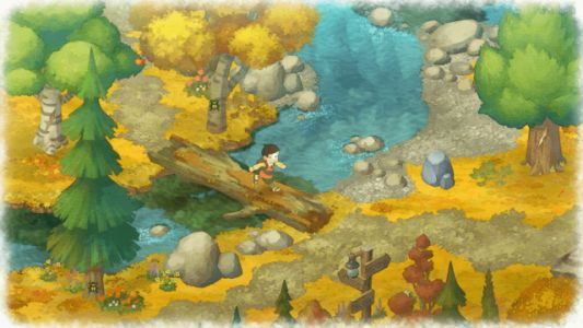 Doraemon Story of Seasons Coming West