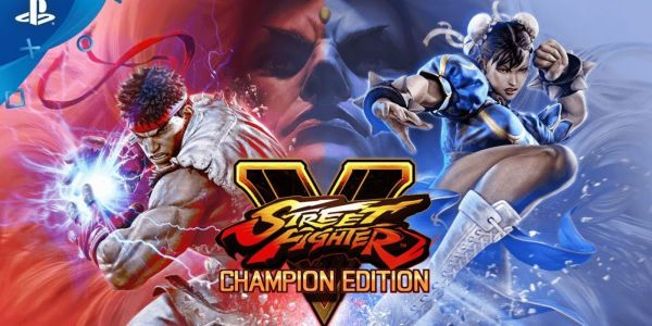 Street Fighter 5 Champion Edition's Final Character Revealed
