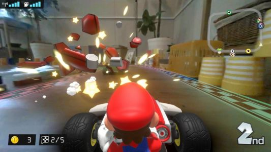 Mario Kart Live: Home Circuit Lets You Play Mario Kart In Real Life