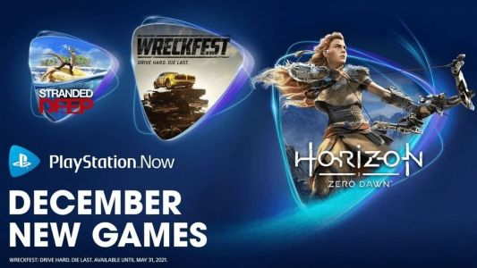 PlayStation Now Adds Horizon Zero Dawn, Darksiders III, and More in December