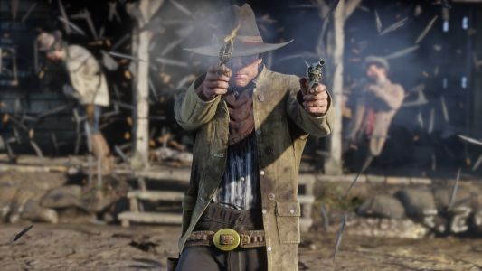 Red Dead Redemption 2 vs Red Dead Redemption Graphics Comparison Shows Boost In Detail And Animations
