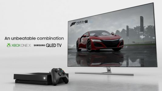 Xbox and Samsung renew multi-year Official QLED TV partnership in the US and Canada