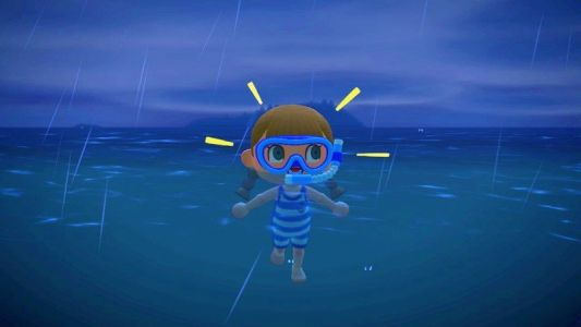 Animal Crossing: New Horizons Summer Update Wave 1 guide - How to swim, get a wet suit, collect sea creatures, and more