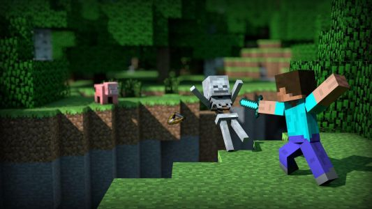 Minecraft Bedrock Version Launches December 10th On PS4