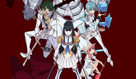 Kill la Kill screens appear to show, shockingly, that new game may involve fighting