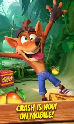 King is Reportedly Working on a Crash Bandicoot Endless Runner