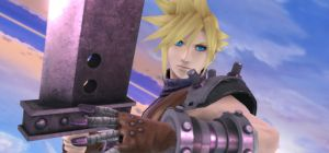 Sakurai Thought Cloud Was Best Choice For Final Fantasy Representation