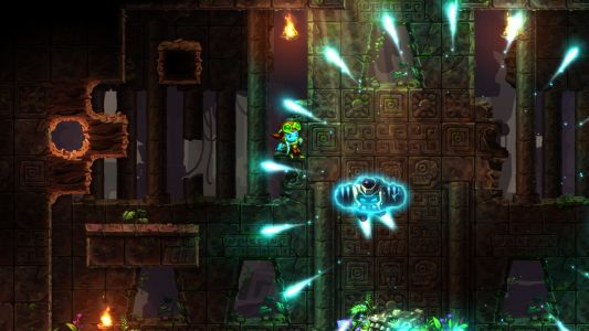 The excellent SteamWorld series is discounted on Steam right now