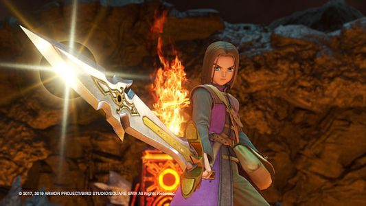 Dragon Quest XI S: Echoes of an Elusive Age sales hit 6 million worldwide