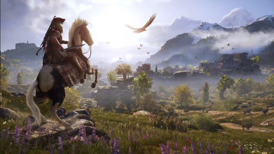 15 Largest Video Game Worlds of 2018