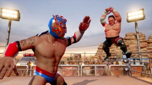 Arcade-style brawler WWE 2K Battlegrounds will release in September