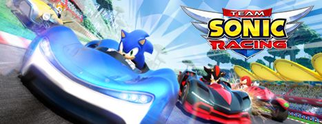 Now Available on Steam - Team Sonic Racing™