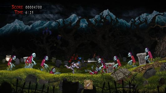 Review: Ghosts 'n Goblins Resurrection