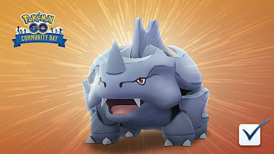Pokemon GO February Community Day: All About Rhyhorn