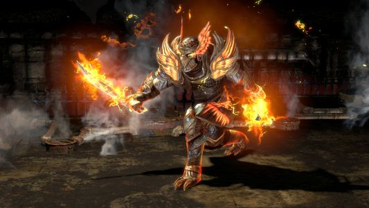 "Path of Exile 4.0 Expansion Will ""Take On"" Diablo 4 - Grinding Gear Games"