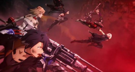 Check out God Eater 3's dramatic, action-packed anime intro