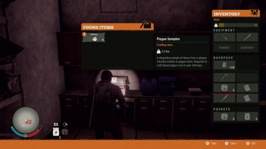 Where to Find Blood Plague Samples in State of Decay 2