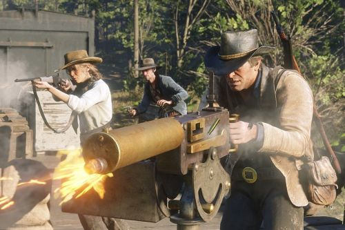Red Dead Online performing well says Take-Two, is set to leave beta soon