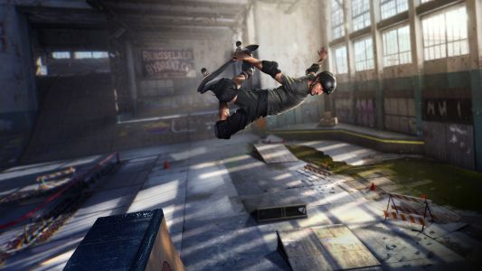 Tony Hawk's Pro Skater 1 + 2 Warehouse Demo Receives New Trailer, Out Tomorrow