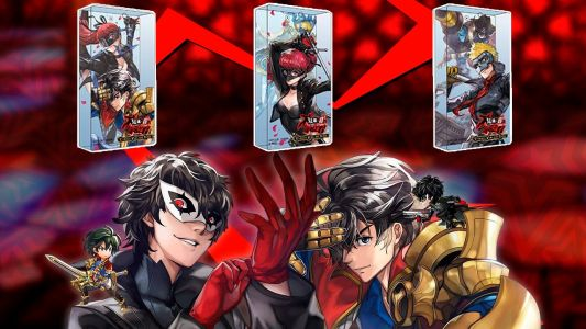 Contest: Celebrate Persona 5 Royal crossing over with Another Eden by winning this keychain set