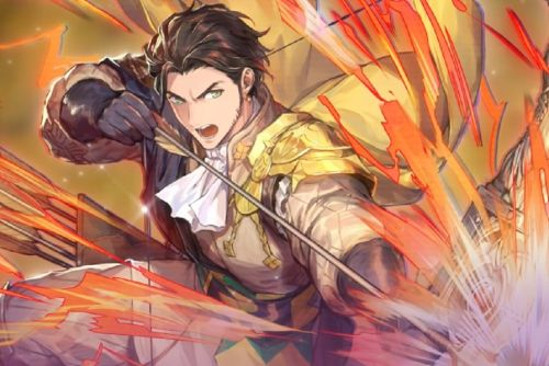 Three Houses' handsome archer Claude is Fire Emblem Heroes' newest Legendary