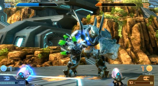 Halo Arcade Game Announced, Developed By Raw Thrills