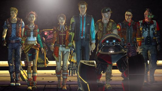 Tales from the Borderlands Rated for PS5 and Xbox Series X/S by PEGI