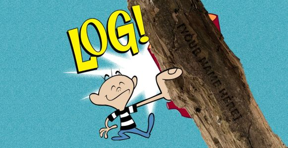 Contest: This log has your name on it - literally - and a Steam key for Log Jammers