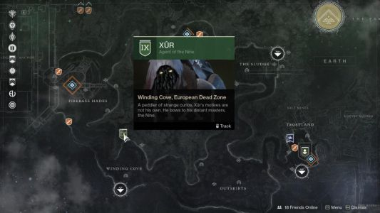 Destiny 2: Xur location and inventory, Invitations of the Nine - April 19-22
