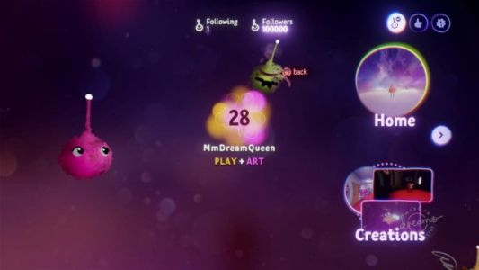 At Least 100,000 Users Have Entered Dreams Early Access