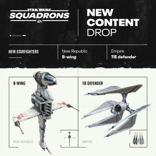 Star Wars Squadrons Getting New Ships, New Map for Free, Despite EA Saying There Wouldn't Be Updates