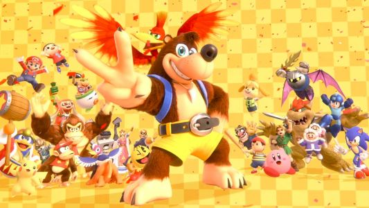 Banjo Kazooie Coming To Super Smash Bros Ultimate In Autumn
