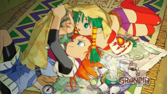 Grandia I and II HD Remasters Heading to Switch