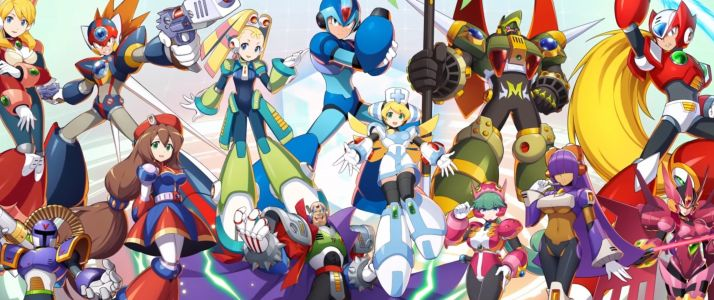 Rockman x Dive is still alive and will launch this fall in Japan