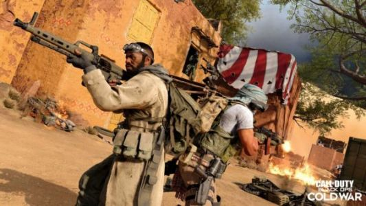 Call of Duty Warzone update fixes the scary door, nerfs the MG 82