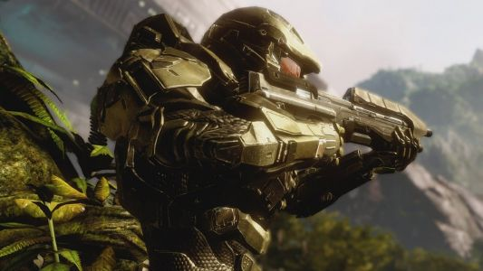 Halo: The Master Chief Collection on PC is almost done as the Halo 4 test flight is underway