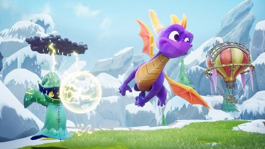 Spyro Website Lists Switch and PC Versions For Spyro: Reignited Trilogy